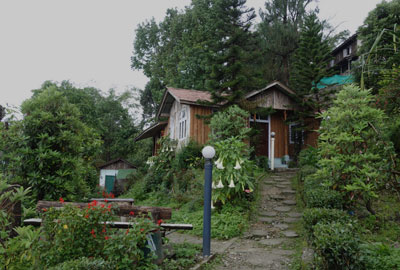 Wildflowe Retreat, Borong