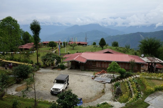Mount Narsing Village Resort Rabongla
