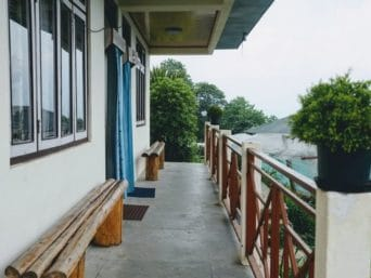 Front porch2 Yakteen Village, Pakyong OurGuest