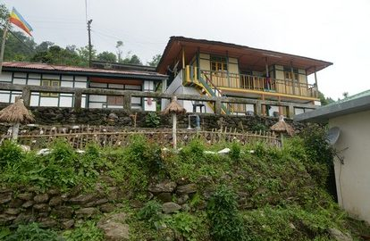 Facade Yakteen Village, Pakyong OurGuest