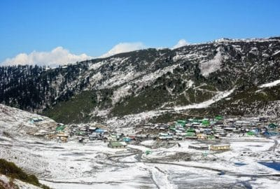 Gnathang Silk Route Tour Sikkim