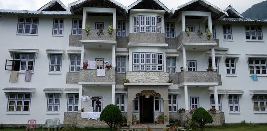 Front View, Homestay with Excellent View, Yuksom, North East Tour Itinerary, Budget Sikkim Tour, OurGuest