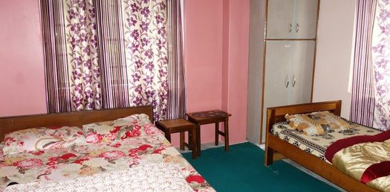 Room2, A Peaceful Homestay, Okhrey, OurGuest