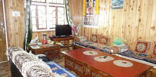Common Room, A Peaceful Homestay, Okhrey, Cheap Tours Sikkim & North East OurGuest