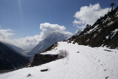 Zero point Yumthang North Sikkim OurGuest