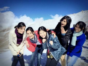 Womens Tour Sikkim OurGuest