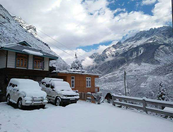 Homestay Lachung