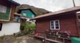 backyard OurGuest Traditional Rural Homestay