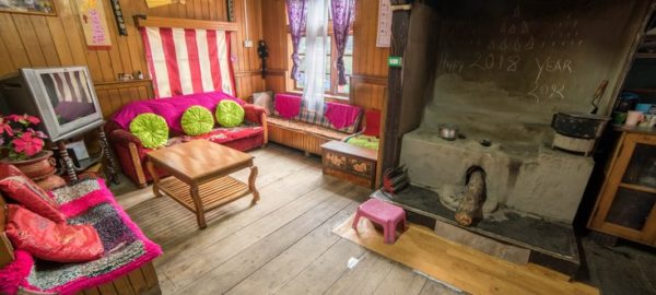 OurGuest Traditional Rural Homestay common room