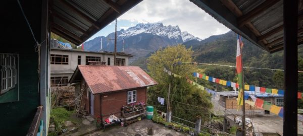 OurGuest Traditional Rural Homestay mountain view