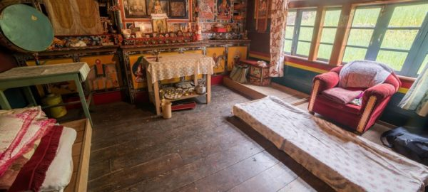 OurGuest Traditional Rural Homestay prayer room