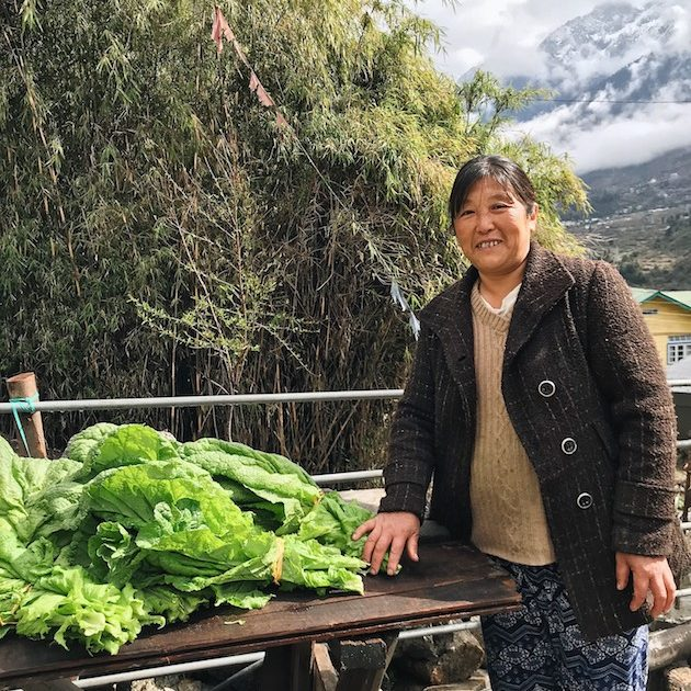 Traditional Rural Homestay Host Lachung North Sikkim OurGuest