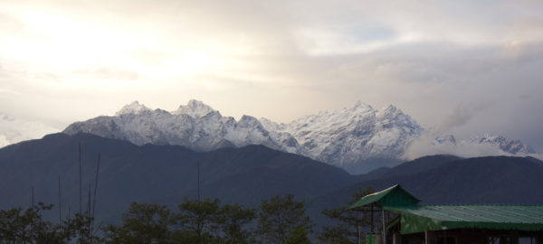 mountain range exotic view homestay ourguest
