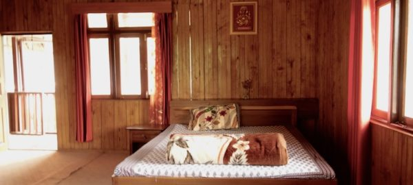 room double dhungay homestay ourguest