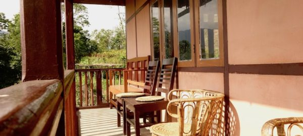 balcony dhungay homestay ourguest