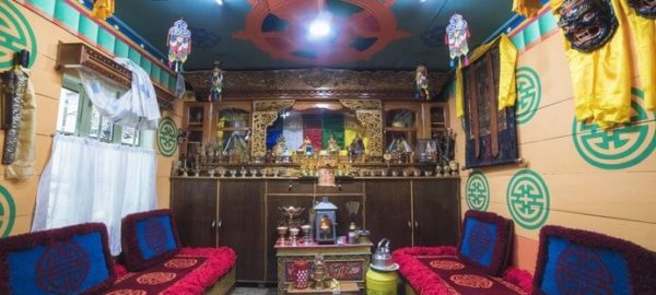 Prayer Room OurGuest Homestay Lachen