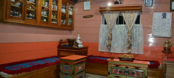 Common Room OurGuest Homestay Lachen