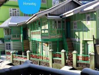 Cover Pic OurGuest Homestay Lachen