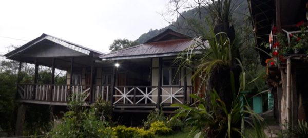 Backyard Tenzing's Homestay OurGuest