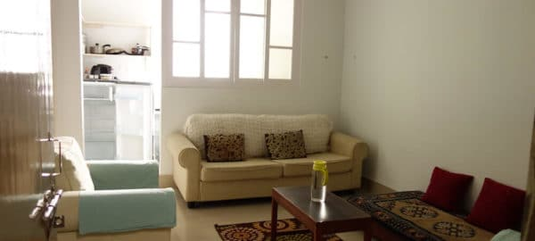 Lounge 1, Norbu's Service Apartment, homestays near mg marg, sikkim homestays, OurGuest