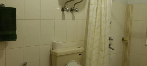 Washroom 1, Norbu's Service Apartment, alternative accommodations in gangtok, OurGuest