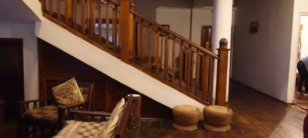 Staircase, Private Pool Homestay near Pakyong Airport