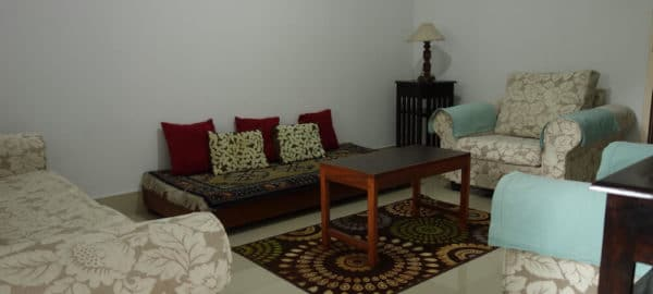Lounge 2, Norbu's Service Apartment, budget accommodations in gangtok, OurGuest