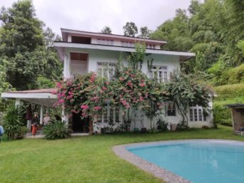 Front View, Private Pool Homestay near Pakyong Airport, sikkim tours, OurGuest