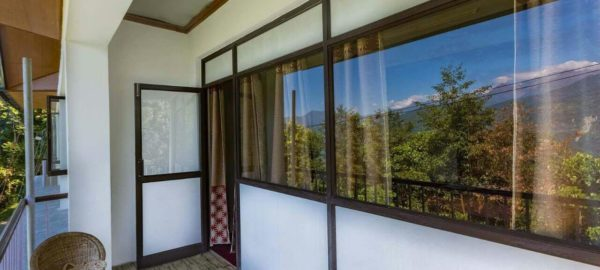 Balcony, OurGuest Mountain Retreat, Pelling, Himalayas View, Village Tourism, OurGuest