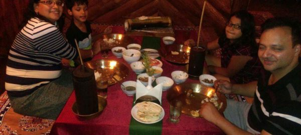 Traditional Cuisine, OurGuest Mountain Retreat, Pelling, homestay in south sikkim, OurGuest