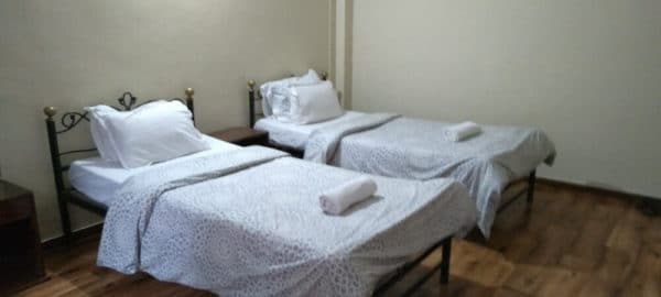 The Hanging Garden, clean, comfortable rooms, OurGuest