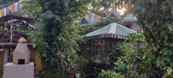 The Hanging Garden, village tourism, OurGuest
