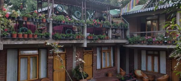 The Hanging Garden, homestay in kalimpong, OurGuest