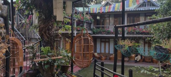 The Hanging Garden, leisure space to relax, OurGuest