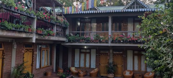 The Hanging Garden, homestay with garden, OurGuest