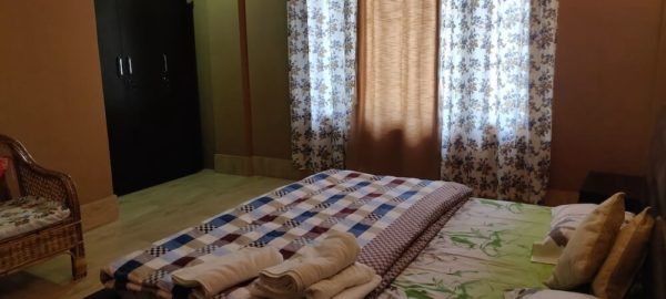 Denzong Homestay, kalimpong homestay, clean linen, OurGuest