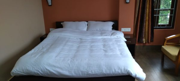OurGuest Waterfall Homestay, clean linen and sheets, OurGuest