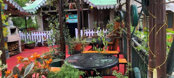 The Hanging Garden, kalimpong tours, OurGuest