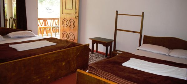 Room 1, OurGuest Country Retreat, homestay in kalimpong, OurGuest