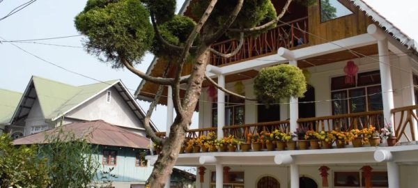 Frontyard, OurGuest Country Retreat, places to visit in kalimpong, OurGuest