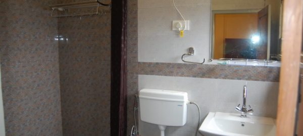 Washroom, Standard Room, OurGuest Arithang Homestay, clean toilets and hygienic homestay, Gangtok
