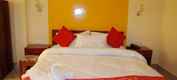 Deluxe Room 1, OurGuest Arithang Homestay, homestay in gangtok