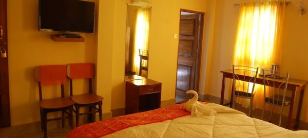 Deluxe Room 1, OurGuest Arithang Homestay, Sikkim homestay