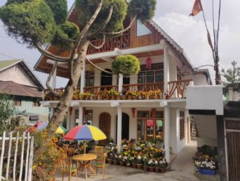 Front Porch, OurGuest Country Retreat, kalimpong homestay, OurGuest