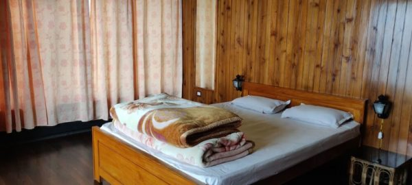 Super Deluxe Room 1, OurGuest Sherpa Homestay, homestay in kalimpong, OurGuest