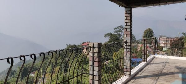 Balcony, OurGuest Sherpa Homestay, north east tour packages, OurGuest