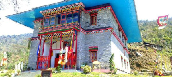 OurGuest Malla Kothi, monasteries of sikkim, offbeat homestays, OurGuest