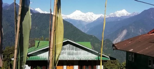 OurGuest Malla Kothi, Mangan, homestay with view in sikkim, OurGuest