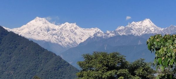 OurGuest Malla Kothi, Mangan, homestay with mountain view, OurGuest