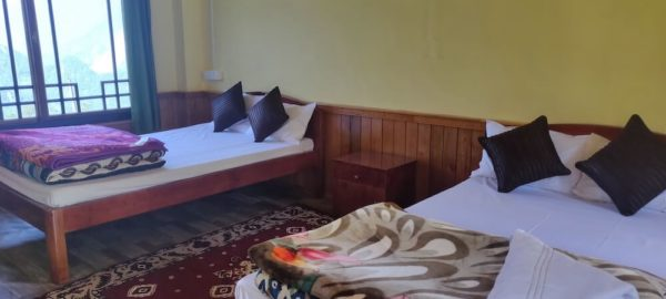 OurGuest Malla Kothi, Mangan, best homestay in sikkim, OurGuest